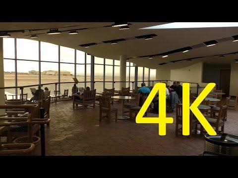 A 4K Airport Tour Of Albuquerque International Sunport (ABQ)