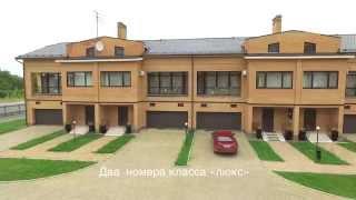 видео Хостел Мини-отель Резиденция на Морской