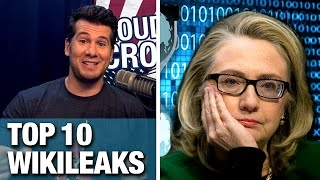 HILLARY WIKILEAKS: Top 10 You Must Know