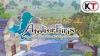 ATELIER FIRIS - ANNOUNCEMENT TRAILER