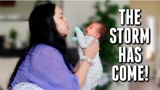 The Storm Has Come! - itsjudyslife