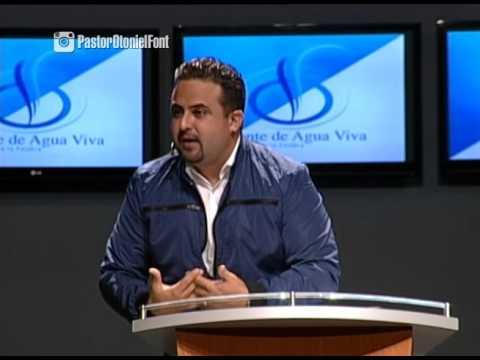 Pastor Otoniel Font - En las Manos de Dios