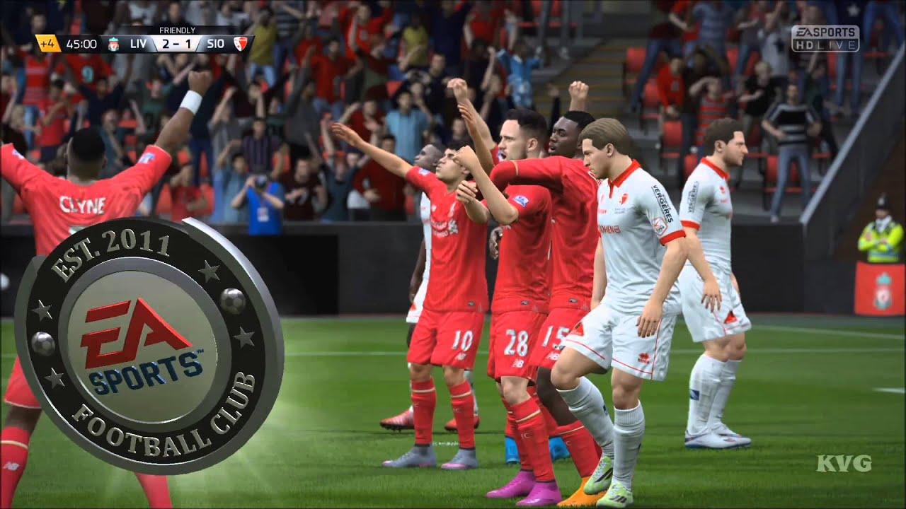 Fifa 16 Uefa Europa League Liverpool Vs Fc Sion