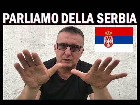 SERBIA , il punto di Lambrenedetto !!!