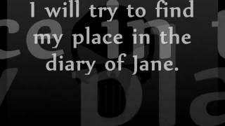 Breaking Benjamin Diary of Jane lyrics