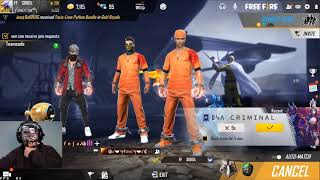FREE FIRE ROOM WITH DAIMOND