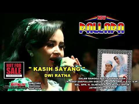 KASIH SAYANG - Dwi Ratna New Pallapa Live Jatiwangi Bekasi 2017