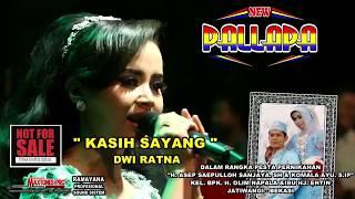 Gambar cover KASIH SAYANG - Dwi Ratna New Pallapa Live Jatiwangi Bekasi 2017