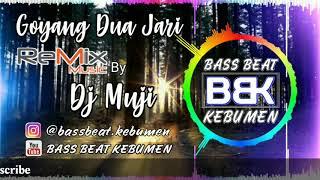 Gambar cover Goyang Dua Jari - Sandrina Remix By DJ Muji (BASS BEAT KEBUMEN)