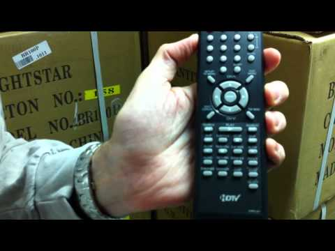 The Original 076R0LJ041 SANSUI TV/DVD Remote Control