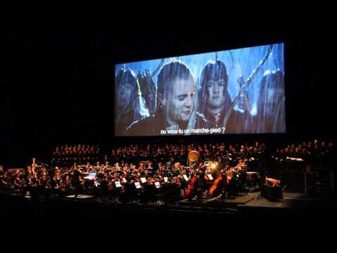 Ciné concert - Le Seigneur des anneaux