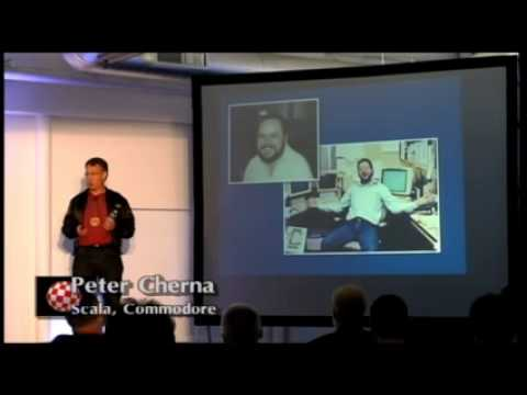 Amiga 30th Anniversary at the Computer History Museum