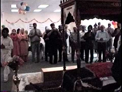 Sikh Center of Seattle Part 1