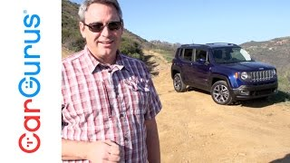 2016 Jeep Renegade | CarGurus Test Drive Review