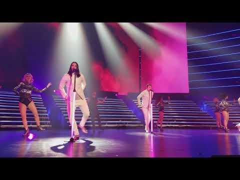 Backstreet Boys 4k:  Ill Be The One, Larger Than Life show, Las Vegas  Nov 08, 2017