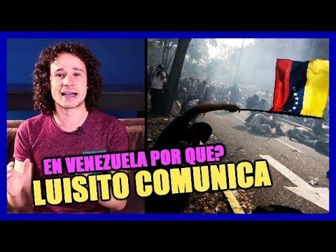 EL SECRETO QUE ESCONDE LUISITO COMUNICA/ LUISITO COMUNICA EN VENEZUELA