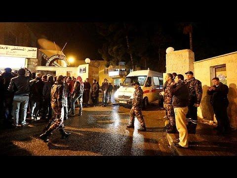 Jordanien: Mehrere Tote Durch Schüsse Unbekannter Angreifer