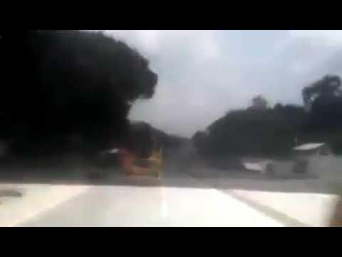 Detik Detik Artis Malang Kecelakaan Sam (P-TROK)