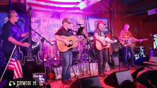 02 Lewis Niderman Four beim 35 Int Country Music Festival in Bad Ischl am 07 06 2019