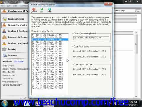 Peachtree Accounting Software Features