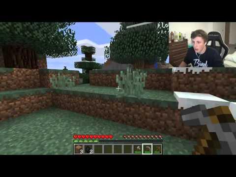 Wroetoshaw and Calfreezy Minecraft Mission Episode 1/3