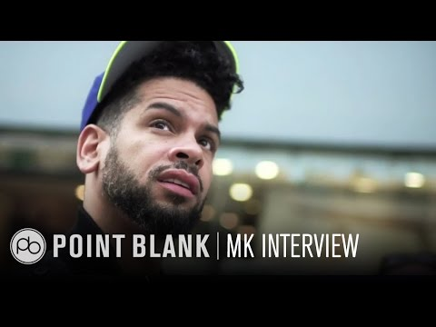 MK Interview @ Point Blank London