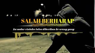 SALAH BERHARAP - ANGELO x KOAFKO x LEANDRO (OFFICIAL VIDEO LYRIC)