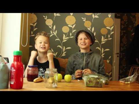 Smoothie challenge w/ Erik Martin