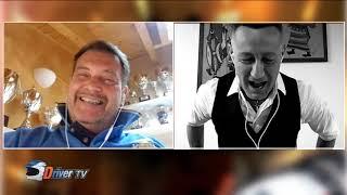 DRIVERTV #WRT #RobertoAntonucci#JordanBrocchi #MauroCucchi#puntata del 23 04 2020