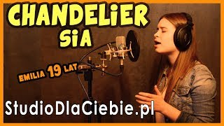 Chandelier - Sia (cover by Emilia Błasińska) #1051