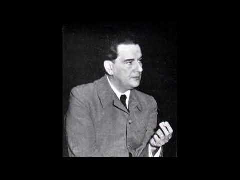 "Bruckner ""Symphony No 7"" Eduard van Beinum 1953"