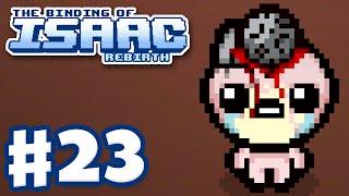 The Binding of Isaac: Rebirth - Gameplay Walkthrough Part 23 - Head Trauma Challenge! (PC)