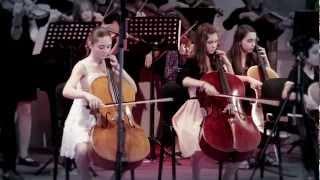 Antonio Vivaldi - Double Cello Concerto in G Minor RV 531
