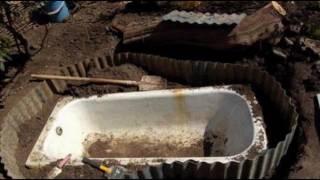 видео Пруд из ванны своими руками (55 фото): как сделать на даче, декоративный водоем