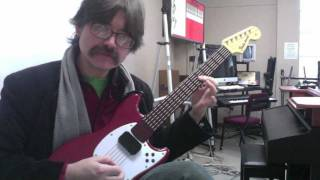 Use Rock Band 3 Fender Mustang Guitar as a Midi Controller