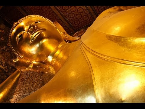 Wat Pho (วัดโพธิ์): The Temple of the Reclining Buddha, Bangkok, HD Experience
