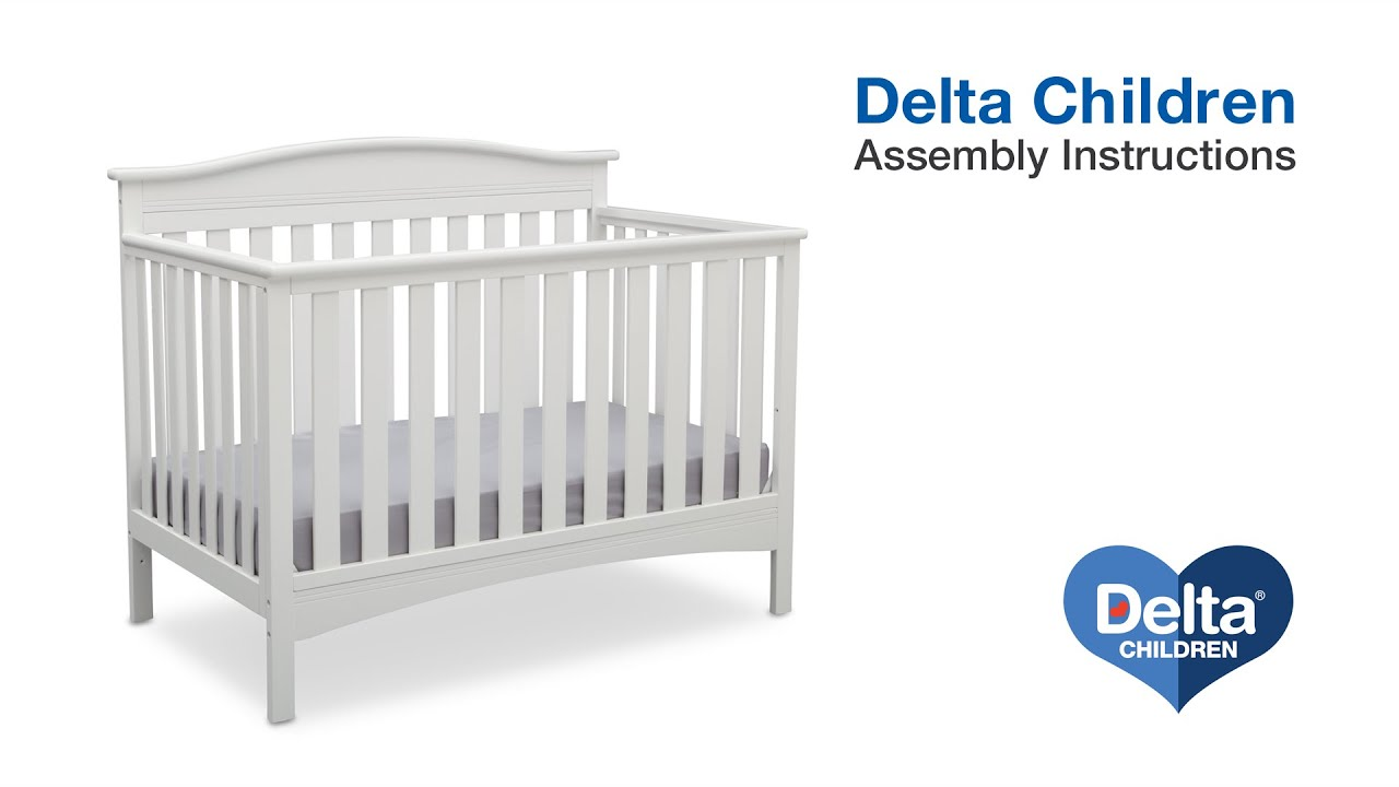 children view maverick chocolate crib delta dark angled in products
