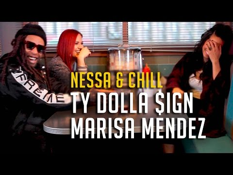 Nessa And Chill 103: Ty Dolla Sign, How to Slide in the DM and Embarrassing Sex Stories