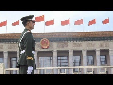 Passagem de testemunho à vista na China