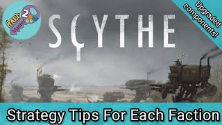 Scythe - Strategy Tips for Each Faction \u0026 Review - Hard 2 Master