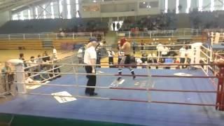 Константин Жерносек Чемпионат мира 2014 WAKO