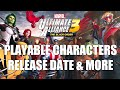 All Confirmed Characters, Release Date and More! - Marvel Ultimate Alliance 3