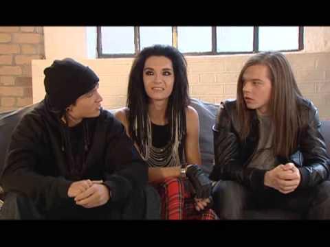 WITH TRANSLATION Viva tv Tokio Hotel part 3