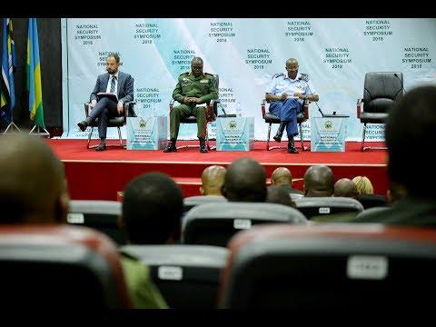 DAY 2 at the Rwanda National Security Symposium