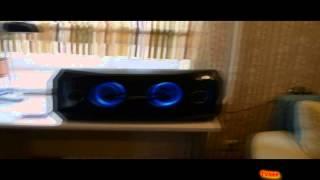 Обзор на музыкальный центр Sony GTK X1BT