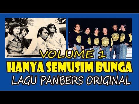 HANYA SEMUSIM BUNGA - LAGU PANBERS ORIGINAL - ALBUM VOLUME 1