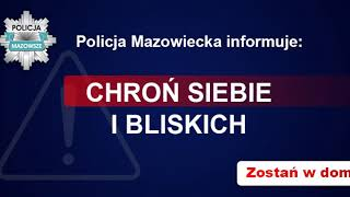 Komunikat policji