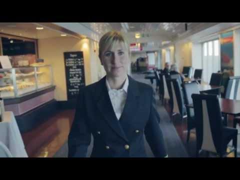 VikingGrace - Service Onboard