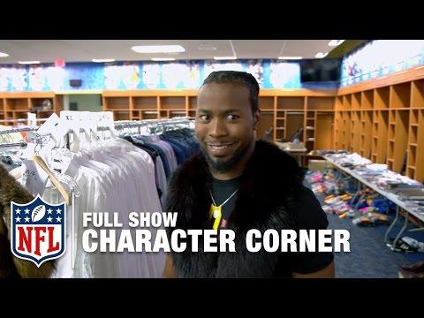 Josh Norman: Character Corner 🎥🎞 (Full Show) | NFL360