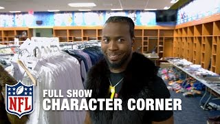 Josh Norman: Character Corner 🎥🎞 (Full Show)   NFL360